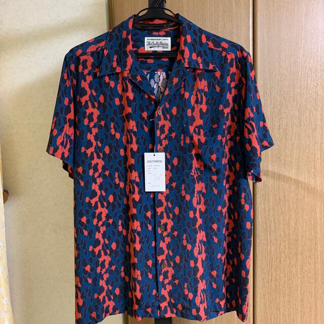 WACKO MARIA(ワコマリア)のwackomaria アロハシャツ ワコマリア メンズのトップス(シャツ)の商品写真