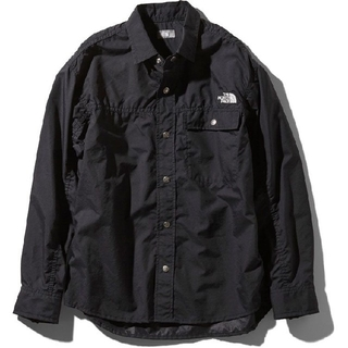 THE NORTH FACE - The NORTH FACEロングスリーブヌプシシャツ
