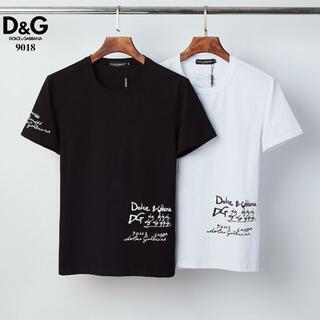 DOLCE&GABBANA - 人気 DOLCE&GABBANA Tシャツ 半袖  20
