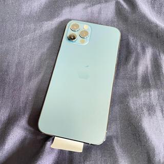 Apple - iPhone12Pro 256GB パシフィックブルー SIMフリー