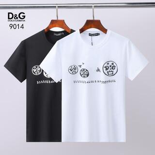 DOLCE&GABBANA - 人気 DOLCE&GABBANA Tシャツ 半袖  23