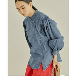 TODAYFUL - todayful Cotton Asymmetry Shirts