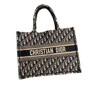 Dior - DIOR トートバッグ ブックトート スモール book tote small
