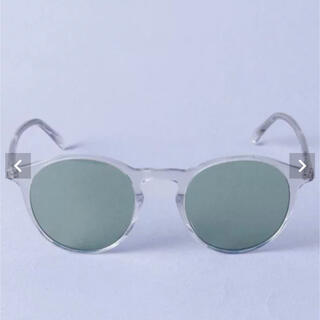UNITED ARROWS - 金子眼鏡 kaneko opitical × ユナイテッドアローズ サングラス