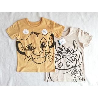 Disney - Disney Lion King Tシャツ2P 18-24M