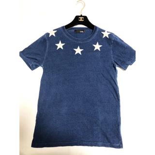 Ron Herman - 新品未使用 ヴィンテージ加工インディゴデニムブルーTシャツ アメカジ サーフ
