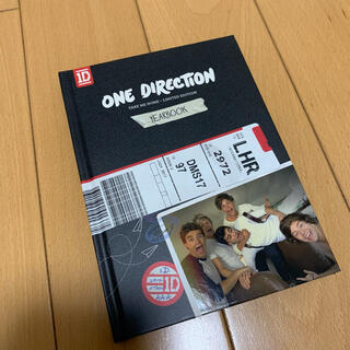 ONE DIRECTION -YEAR BOOK-(ポップス/ロック(洋楽))