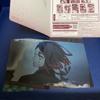 鬼滅の刃 クリアビジュアル ポスター