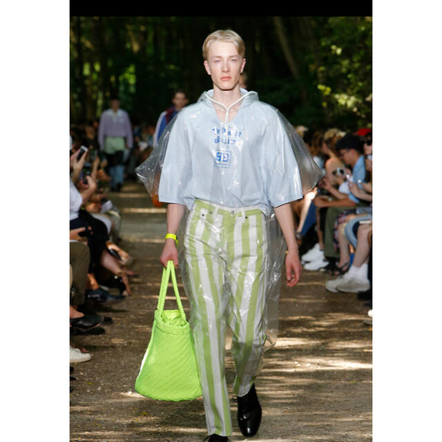 Balenciaga(バレンシアガ)のBALNCIAGA バレンシアガ ビッグポロシャツ メンズのトップス(ポロシャツ)の商品写真