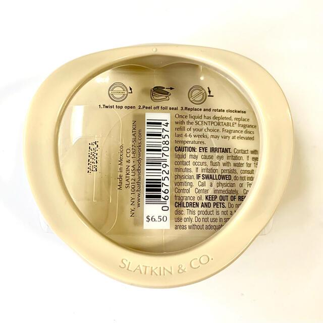 Bath & Body Works(バスアンドボディーワークス)のBath & Body Works  ポータブル フレグランス   コスメ/美容のリラクゼーション(アロマポット/アロマランプ/芳香器)の商品写真