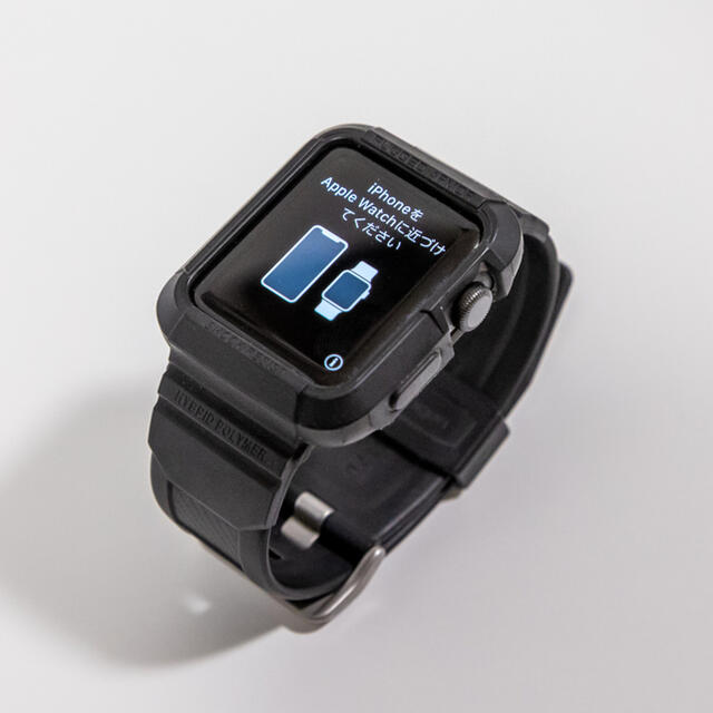 Apple Watch(アップルウォッチ)の[値下げ]Apple Watch Series 2 42mm GPSモデル メンズの時計(腕時計(デジタル))の商品写真