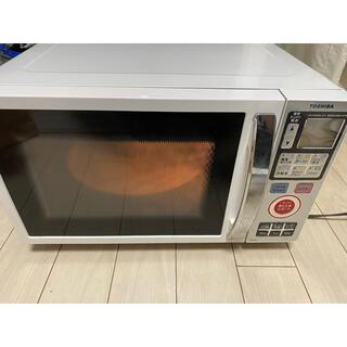 東芝 - TOSHIBA ER-D2(WT)  オーブンレンジ 電子レンジ中古動作確認済み