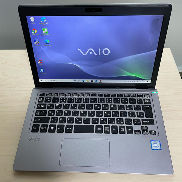 VAIO(バイオ)のVAIO S11 LTE内蔵モデル i5 6200U 4GB 128GB スマホ/家電/カメラのPC/タブレット(ノートPC)の商品写真
