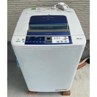 日立 - コメント必須!全自動洗濯機 日立ビートウォッシュ 8kg