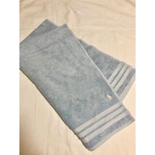 Ralph Lauren - 未使用 ラルフローレンバスタオル大判 水色 116cm×66cm
