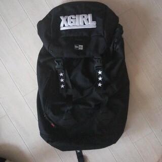 X-girl - エックスガールニューエラ X-GIRL  NEWERA  バックパック