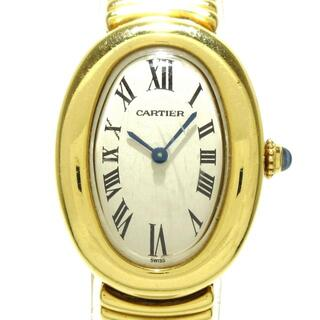 Cartier - カルティエ ベニュワールSM W15045D8