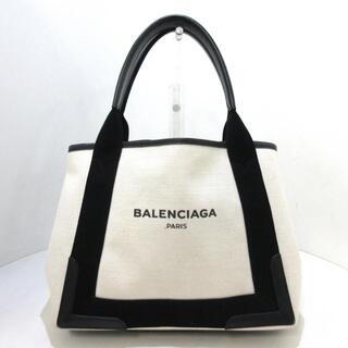 Balenciaga - バレンシアガ ネイビーカバS 339933