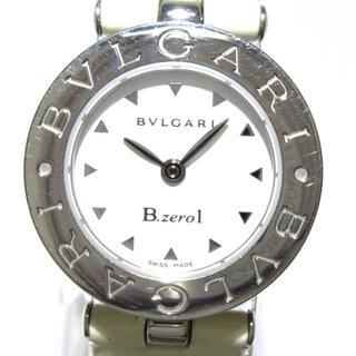BVLGARI - ブルガリ B-zero1 BZ22S レディース 白