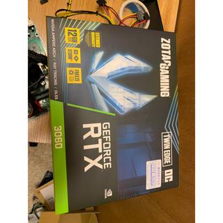 rtx3060 未使用品