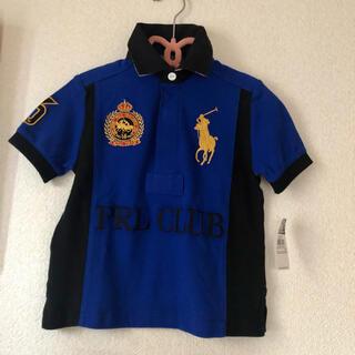 POLO RALPH LAUREN - 新品未使用 タグ付き POLO RALPH LAULEN 半袖 ポロシャツ 3T