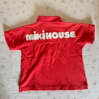 mikihouse - ミキハウス ポロシャツ 100