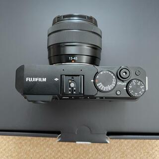 富士フイルム - FUJIFILM X-E4 レンズキット ブラック