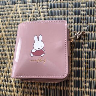 スウィートチョコレートシリーズ 2つ折り財布 miffy/ミッフィー ピンク
