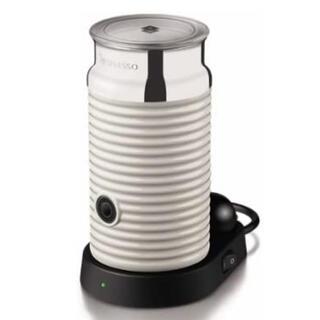 ネスプレッソ エアロチーノ3 ミルク泡立て器 ホワイト