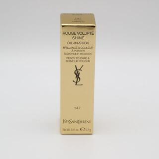 Yves Saint Laurent Beaute - イヴサンローラン ルージュヴォリュプテシャイン 147 未使用