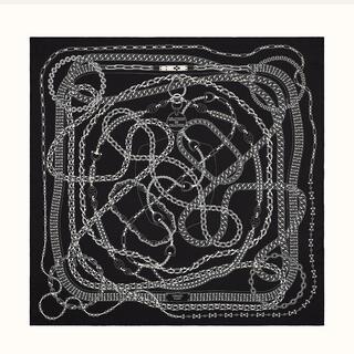 Hermes - エルメス  カレ reaction en chains