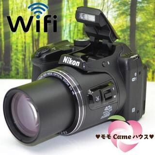 ショップニコニコ(Shop NikoNiko)のニコン クールピクス B500☆WiFi搭載スーパーコンデジ☆1495(コンパクトデジタルカメラ)
