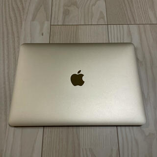 Apple - MacBook  Retina 12-inch, Early 2015 Gold