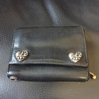 Chrome Hearts - クロムハーツ 三つ折り財布
