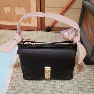 しまむら - 新品、しまむらXmmuコラボ、金具付き2wayシヨルダ─バッグ