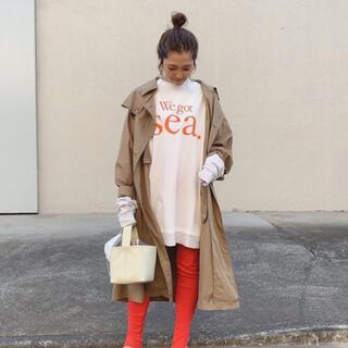 シー(SEA)のSEA Tシャツ カットソー(Tシャツ/カットソー(七分/長袖))