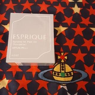 ESPRIQUE - エスプリーク ファンデーション オークル415