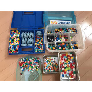 Lego - Laq LaQ ラキュー まとめて 大量 知育 ブロック LEGO好きに
