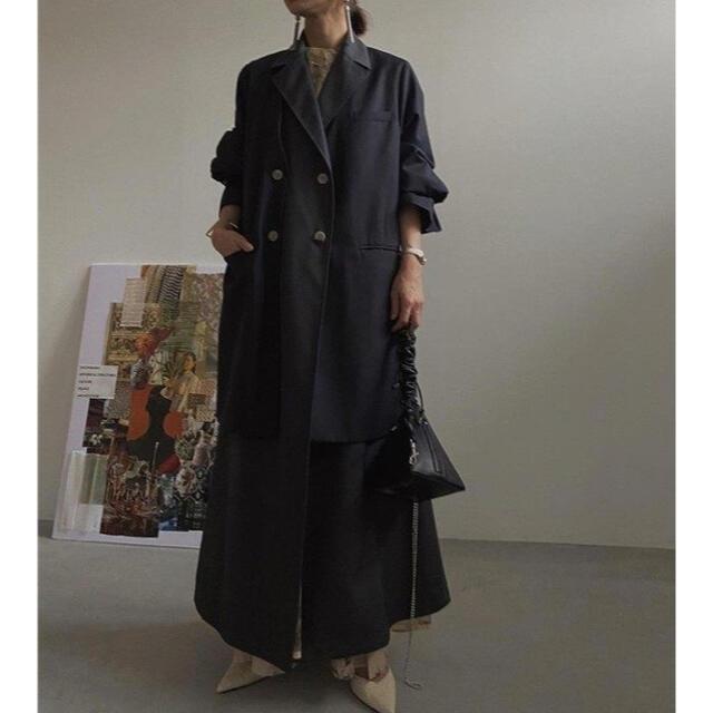 Ameri VINTAGE(アメリヴィンテージ)のAMERI 3WAY SHAPELY TAILORED COAT レディースのジャケット/アウター(トレンチコート)の商品写真