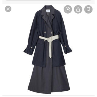 Ameri VINTAGE - AMERI 3WAY SHAPELY TAILORED COAT