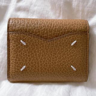 Maison Martin Margiela - Maison Margiela 三つ折りミニ財布