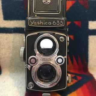 YASHICA 635 二眼レフカメラ