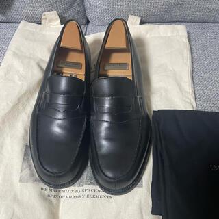 ジェーエムウエストン(J.M. WESTON)のjmweston シグニチャーローファー180 6D 黒(ドレス/ビジネス)