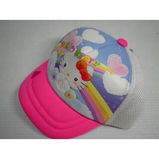 新品未使用●ハローキティ●帽子●子供用・キッズ用キャップ●52センチ●調整可