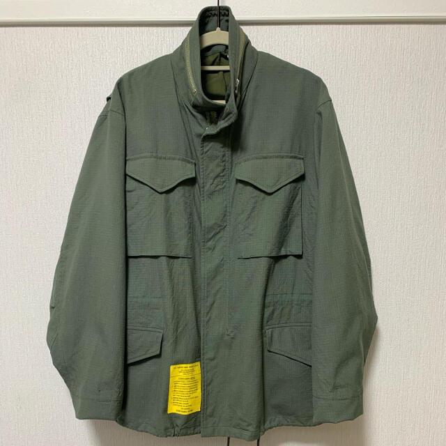 DAIRIKU Pinup Girl M65 Jacket メンズのジャケット/アウター(ミリタリージャケット)の商品写真