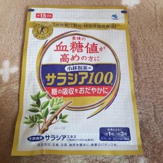 【送料無料】小林製薬  サラシア100  (15日分) 血糖値が高めの方に!