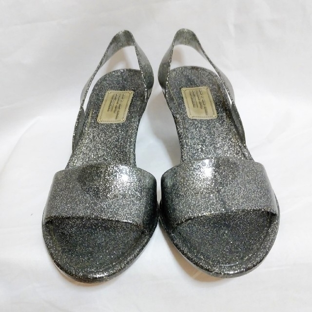 MARC BY MARC JACOBS(マークバイマークジェイコブス)の【MARC BY MARC JACOBS】ラメ ラバー サンダル レディースの靴/シューズ(サンダル)の商品写真