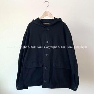 ヨウジヤマモト(Yohji Yamamoto)の1990s Y's for men ワイズ ヨウジヤマモト フード ジャケット(ブルゾン)