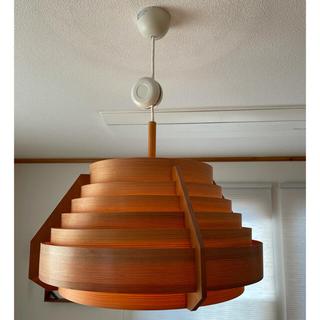 アルネヤコブセン(Arne Jacobsen)の北欧 ヤコブセンランプ ヤコブソンランプ ヤマギワ 2006年製 白熱灯器具(蛍光灯/電球)