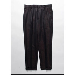 WACKO MARIA - wacko maria 19fw  PLEATED TROUSERS